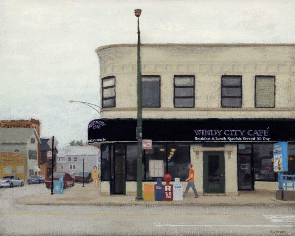 John Elverum Painter
